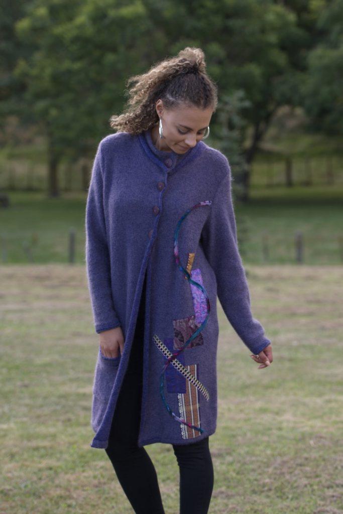 woman's-knitwear-W1 merino-mohair-patch-coat $300
