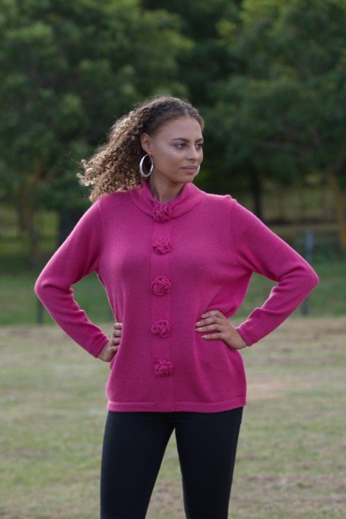 woman's-knitwear-W17-merino-rosette-jumper-$150