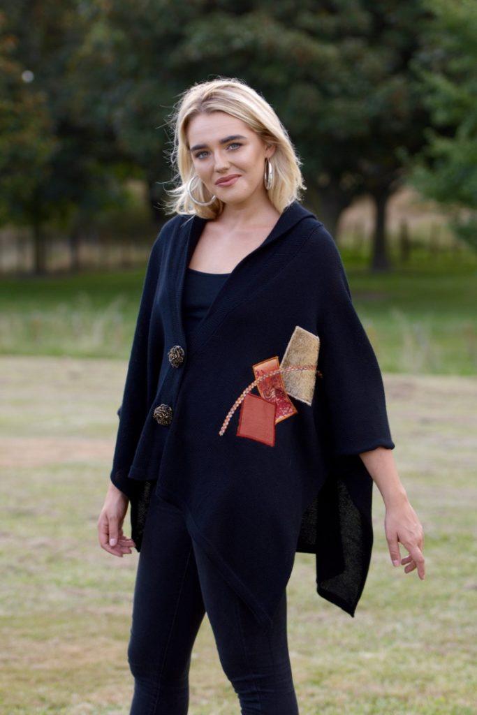 woman's-knitwear-W9-merino-serape-gold-applique-$300